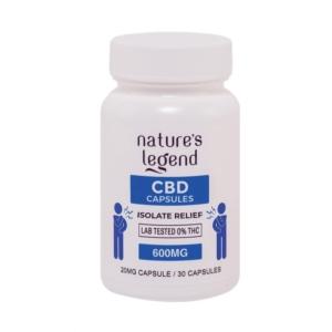 cbd isolate pill