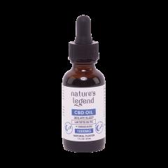 CBD Oil 1000 Natural Isolate Sleep