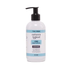 CBD Lotion With Terpenes