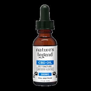 CBD Oil Pet Tincture