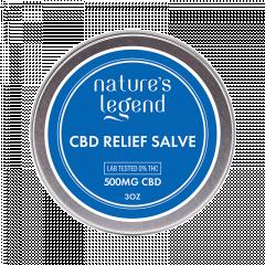 CBD Pain Relief Salve
