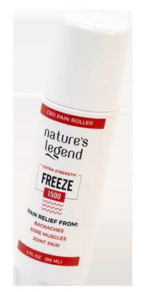 CBD Freezer Roller
